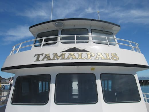 The Tamalpais Front View